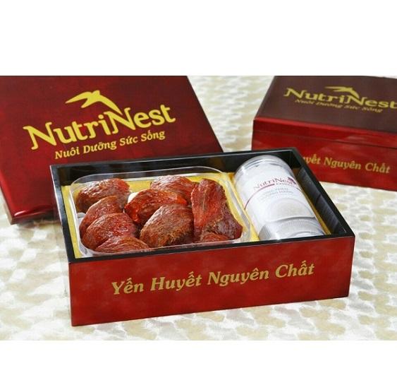 NutriNest -  Tổ Yến Huyết Nhà Cao Cấp 100g