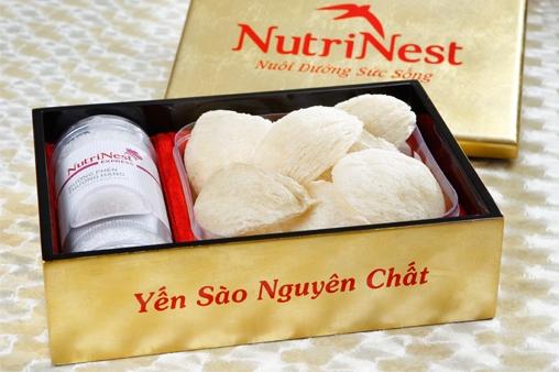 Tổ Yến cao cấp 100g – NutriNest