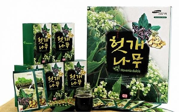 Nước Bổ Gan TW – Hovenia Taewoong Food – Nutri.vn