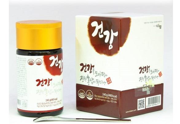 Cao Hồng Sâm Hàn Quốc 6 năm tuổi 240gram - Nutri