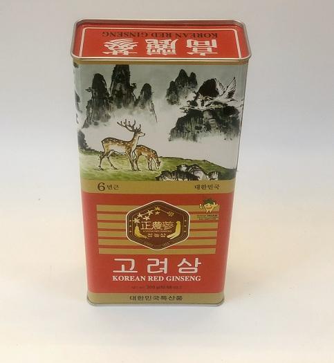 Hồng sâm củ khô Bộ Nông Nghiệp Hàn Quốc  300g - Nutri