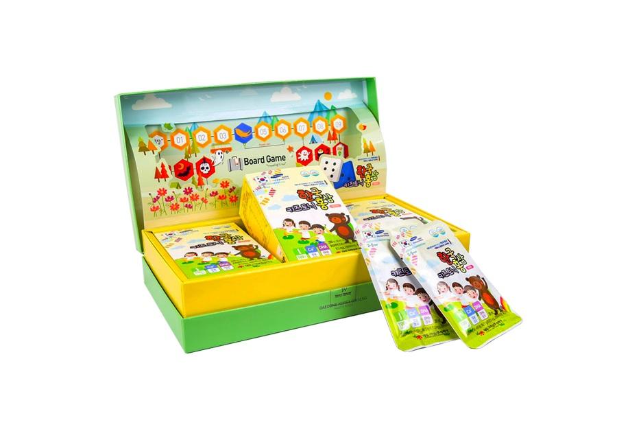 Hồng Sâm Trẻ Em dành cho trẻ từ 2 – 5 tuổi bổ sung DHA -Nutri