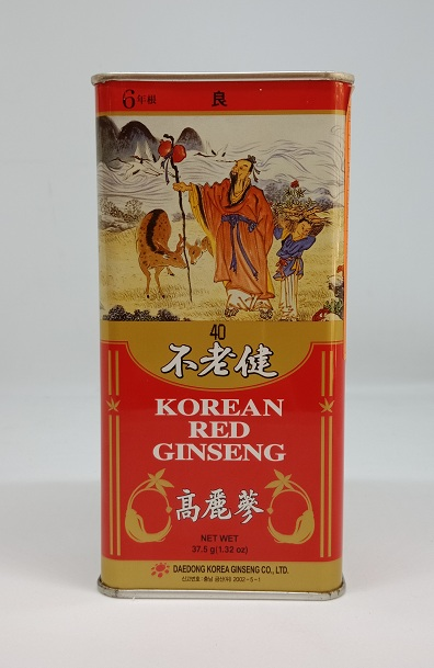 Hồng sâm Hàn Quốc 6 năm tuổi 37.5gr - số 40 - Nutri